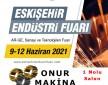 9-12 Haziran Endüstri Fuarı